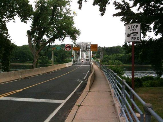 Washington Crossing bridge - PA to NJ
