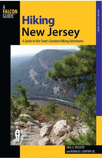 Hiking New Jersey book cover