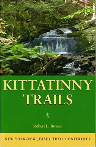 Kittatinny Trails book cover