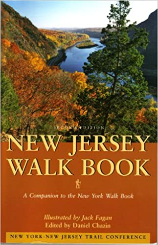 New Jersey Walk Book cover