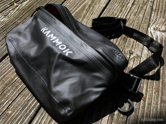 Kammock black hip pack
