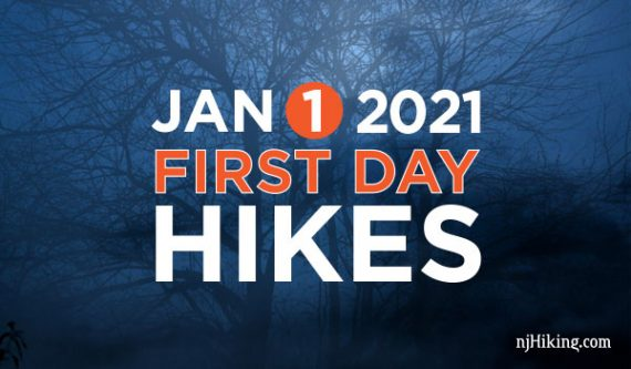 First Day Hikes 2021
