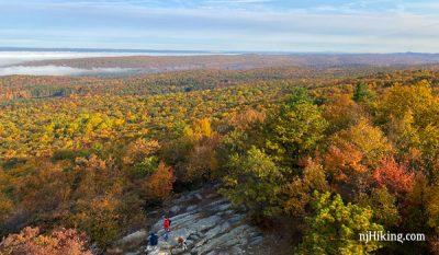 Appalachian Trail – Culvers Gap to Culver Fire Tower